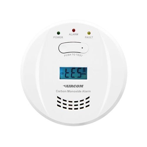 Aircom-AC35OD-Smart-CO-Detector-Alarm-Device
